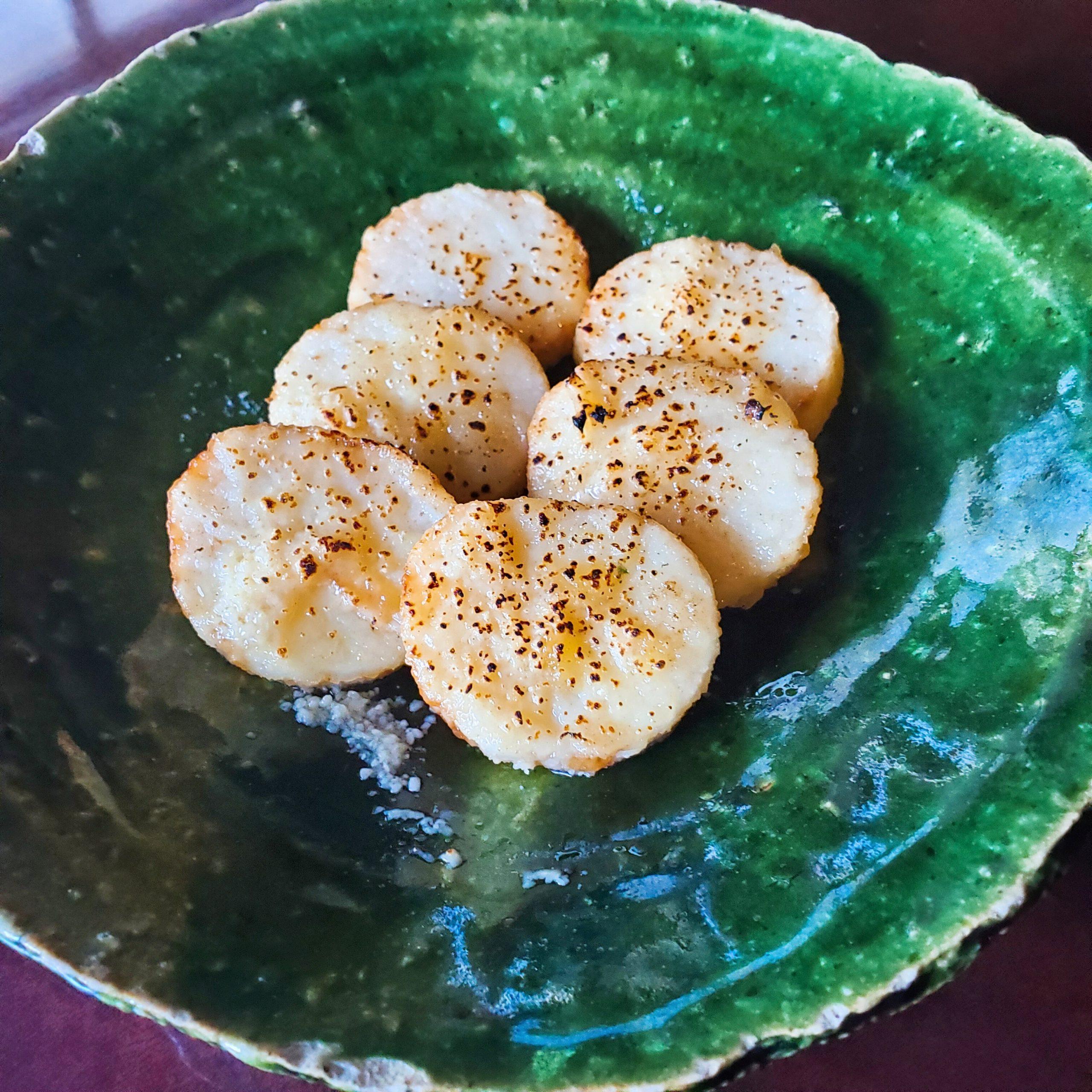 長芋のソテーローズマリー風味